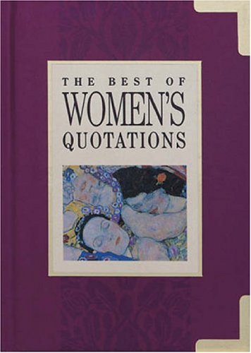 Best of Women's Quotations By Helen Exley