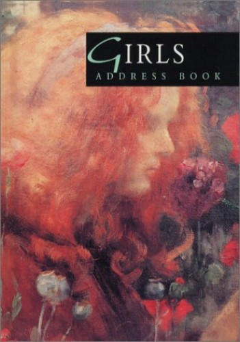 A Girl's Address Book By Helen Exley