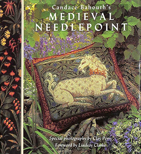 Candace Bahouth's Medieval Needlepoint by Candace Bahouth