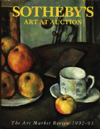 Sotheby's Art at Auction By Sotheby's