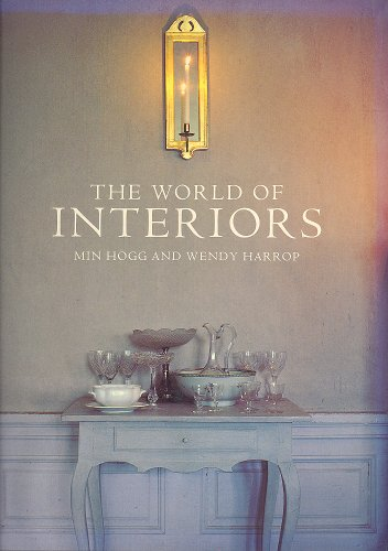 The World of Interiors By Min Hogg