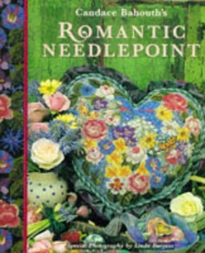 Romantic Needlepoint by Candace Bahouth