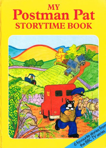 My Postman Pat Storytime Book By John Cunliffe