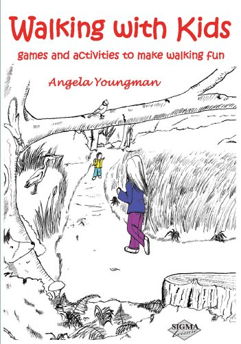 Walking with Kids By Angela Youngman