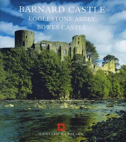 Barnard Castle,  Egglestone Abbey, Bowes Castle By Katy Kenyon