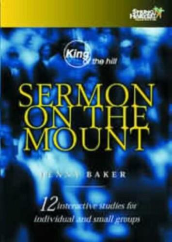 Sermon on the Mount Workbook By Jenny Baker