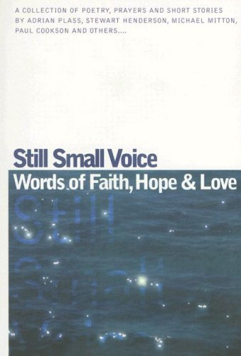 Still Small Voice By Phil Baggaley