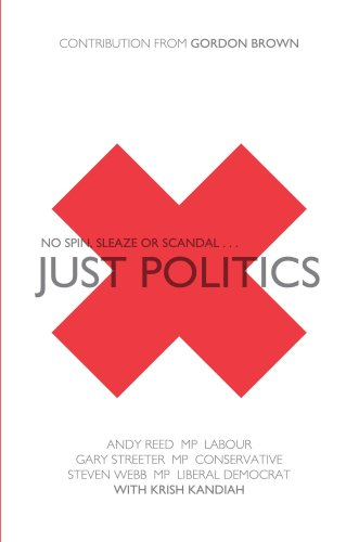 Just Politics By Krish Kandiah
