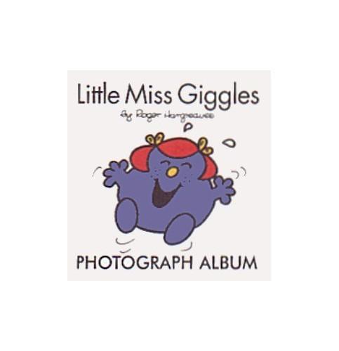 Little Miss Giggles Photograph Album (Mr Men & Little Miss series)