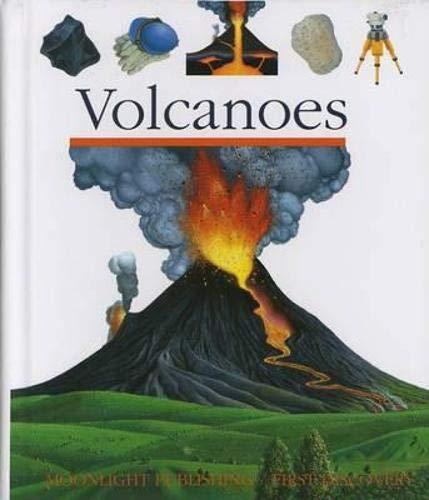 Volcanoes By Sylvaine Peyrols