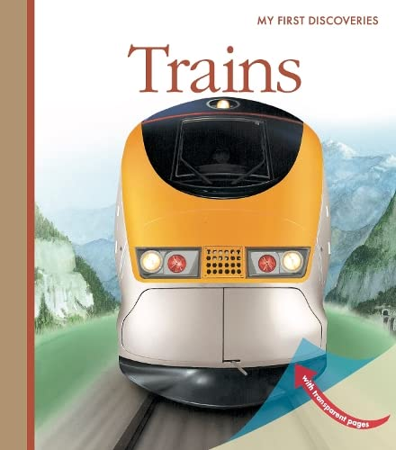 Trains By James Prunier