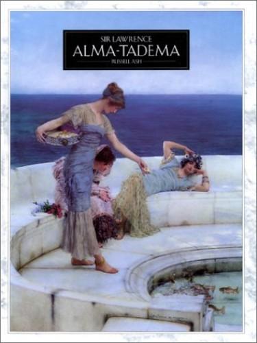 ALMA TADEMA (Pre-Raphaelite painters series) By Bernard Higton