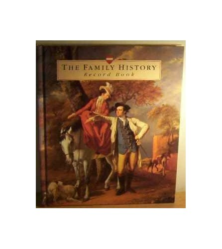 FAMILY HISTORY BOOK By Peter Dewar