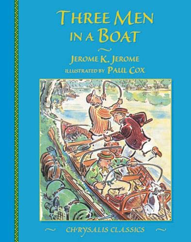 CLASSIC THREE MEN IN A BOAT By Jerome Jerome