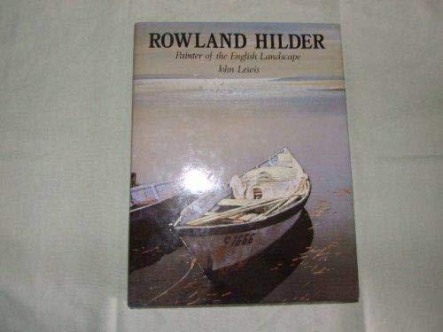 Rowland Hilder By John Lewis