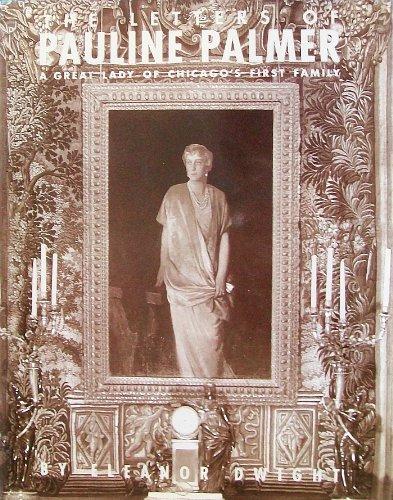 Letters of Pauline Palmer 1908-1926 von Pauline Kohlsaat Palmer