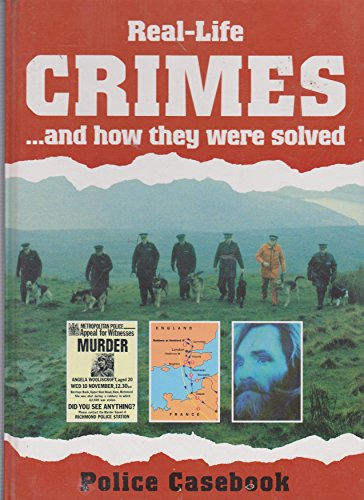 Crime Casebook By Credited