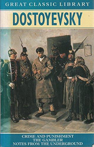 Dostoevsky Omnibus By F. M. Dostoevsky