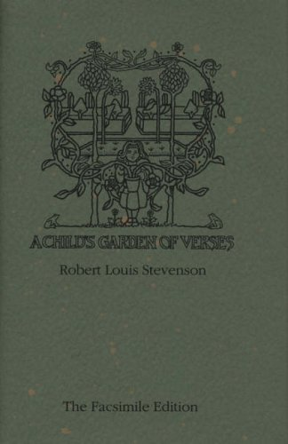 A Childs Garden Of Verses, A By R Stevenson