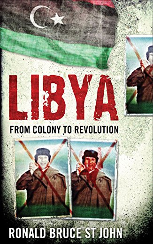 Libya By Ronald Bruce St John