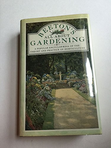 Beeton's All about Gardening By Beeton