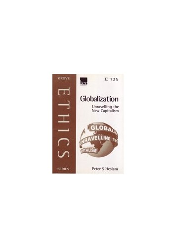 Globalization By Peter Heslam