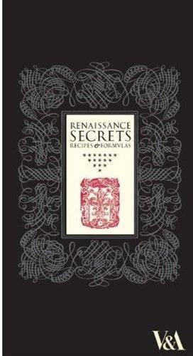 Renaissance Secrets By Jo Wheeler