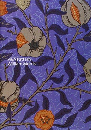 V&A Pattern: William Morris By Linda Parry