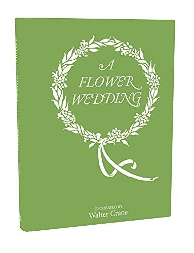 The Flower Wedding By Walter Crane