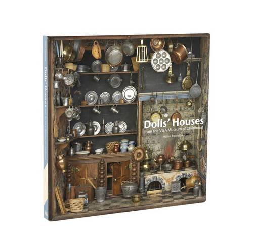 Dolls' Houses from the V&A Museum of Childhood By Halina Pasierbska