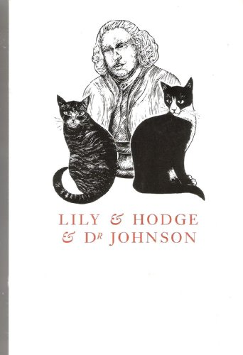 Lily and Hodge and Dr Johnson by Samuel Johnson