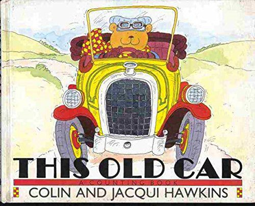This Old Car By Colin Hawkins