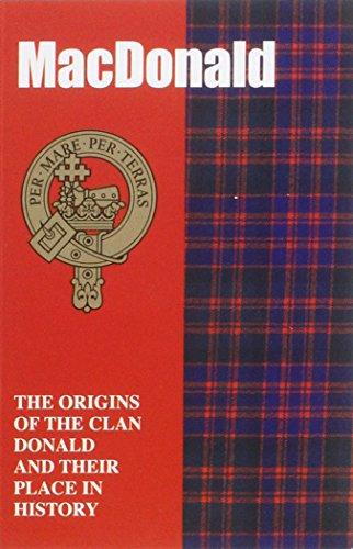 The MacDonald By John Mackay