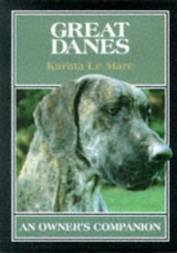 Great Danes By Karina Le Mare