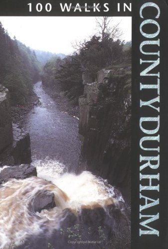 100 Walks in County Durham By Crowood Press UK