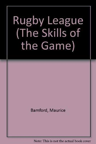 Rugby League By Maurice Bamford
