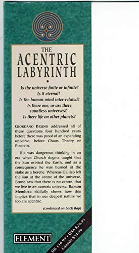 The Acentric Labyrinth By Ramon G. Mendoza