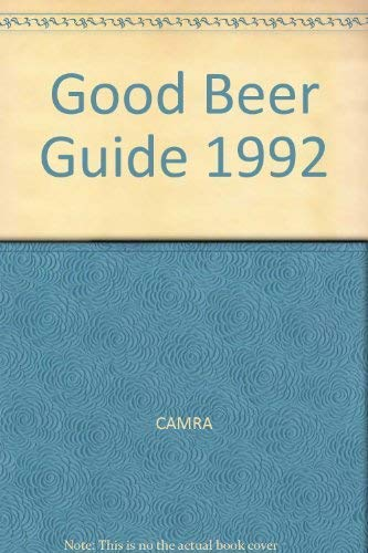 Good Beer Guide By CAMRA
