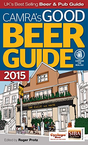 Good Beer Guide: 2015 by Roger Protz