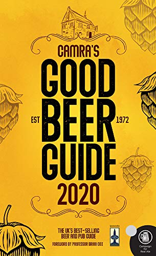 CAMRA's Good Beer Guide 2020 By Foreword by Brian Cox