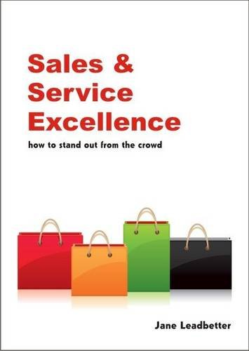 Sales & Service Excellence By Jane Leadbetter
