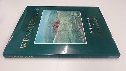 Wensleydale: Etchings and Verse By Piers Browne