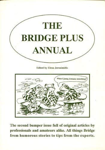 The Bridge Plus Annual By Volume editor Elena Jeronimidis