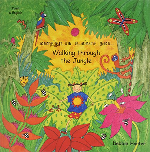 Walking Through The Jungle (English/French) By Debbie
