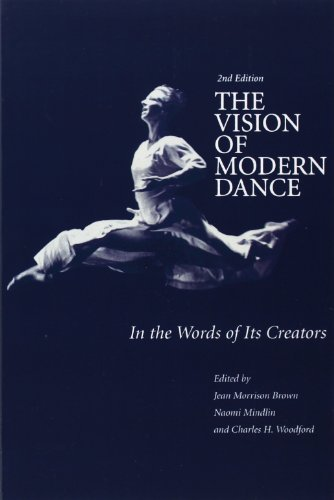 The Vision of Modern Dance by Jean Morrison Brown