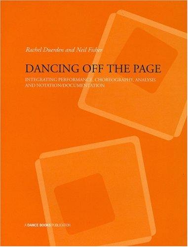 Dancing Off the Page By Rachel Duerden