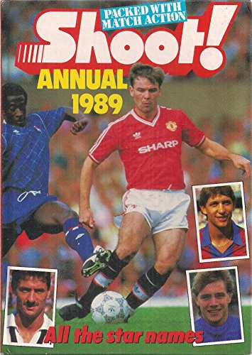 SHOOT! ANNUAL 1989 By IPC Magazines
