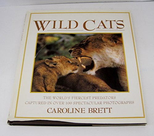 Wild Cats by Caroline Brett