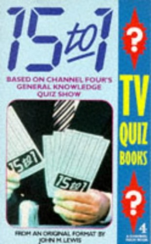 """15-1"" Quiz Book By John Lewis"
