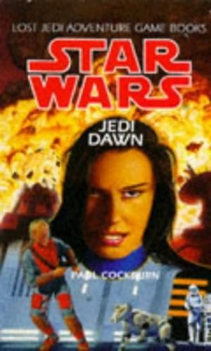 Jedi Dawn By Paul Cockburn